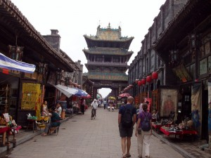 Pingyao Old Town survives on tourism