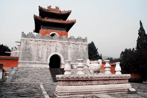 Empress Dowager Cixi's Mausoleum