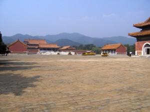 Qianlong's Yu Mausoleum