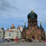 Exploring Historic Harbin
