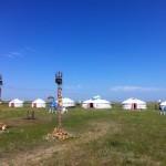 An Accidental Night in a Mongolian Yurt